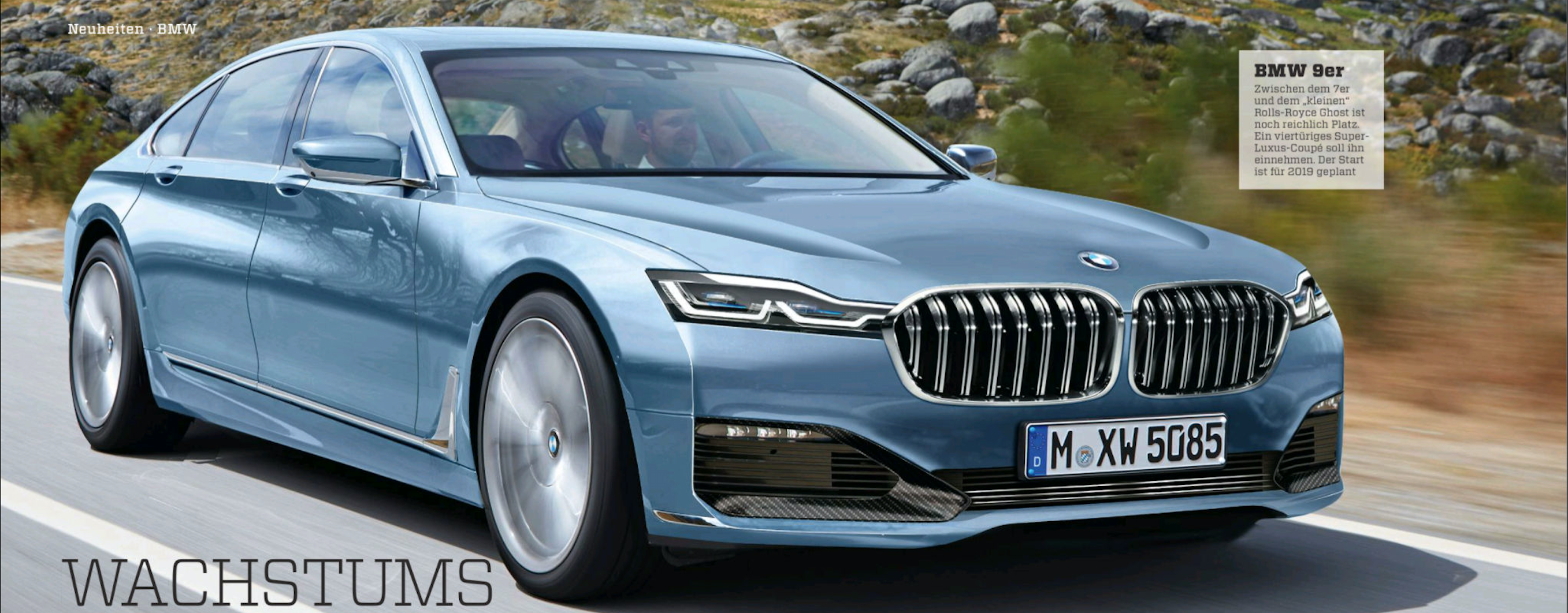 Head Of R D Says No Bmw 9 Series In The Future Bmw Luxury Cars Coupe