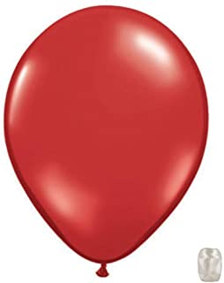 Amazon Com Tranparent Red Ballons Red Balloon Red Balloons