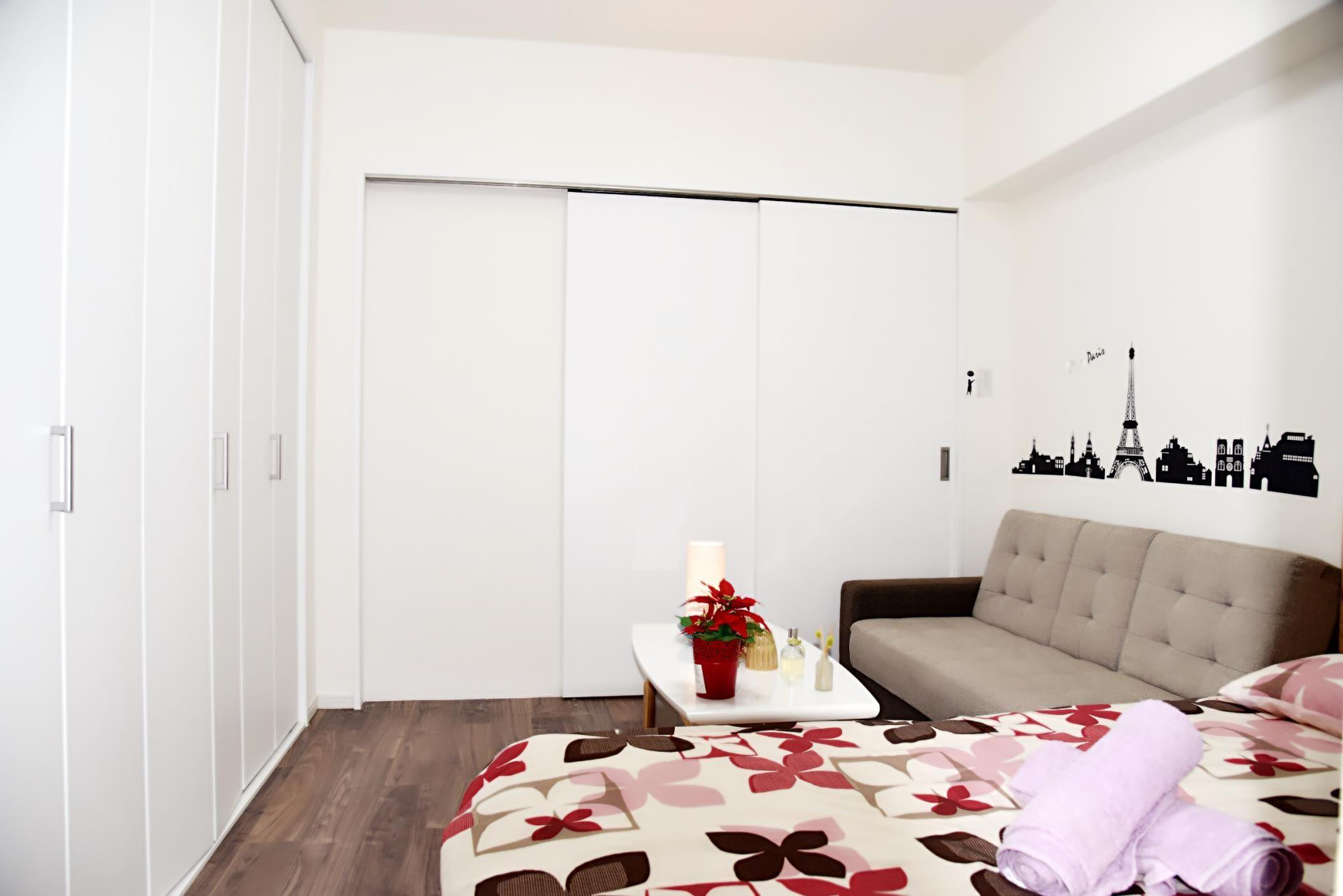 Osaka Junwa Mansion Ii Cozy Apartment Japan Asia Stop At