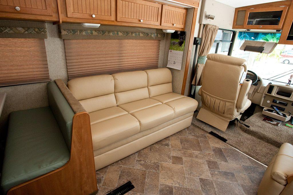 Flexsteel Donner Rv Sofa Model 4075g Armless Donner Easy Bed Sofa