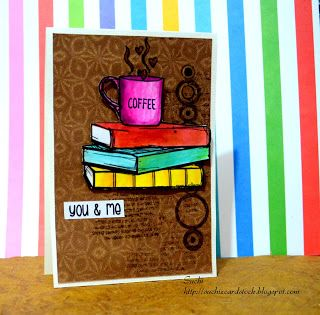 Suchi's CardStock: Winter Holiday Coffee Lovers Blog Hop & more!