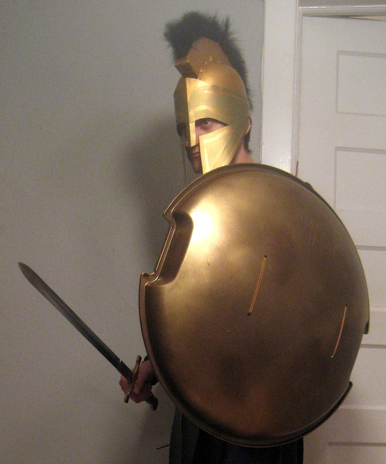 See all the spartan hoplite costume articles here this year im see all the spartan hoplite costume articles here this year im re pronofoot35fo Choice Image
