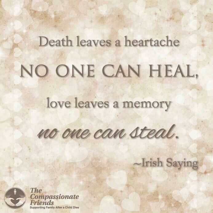 No One Can Heal, Love Leaves A