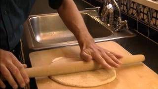 Pizza throwing with Jeff Hertzberg, via YouTube.