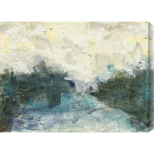 Found it at Wayfair - Chromaticity VI by Justin Garcia Painting Print on Canvas
