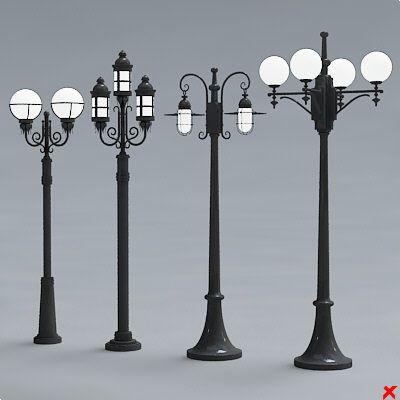 Street Lamp Max Street Lamp Lamp Light