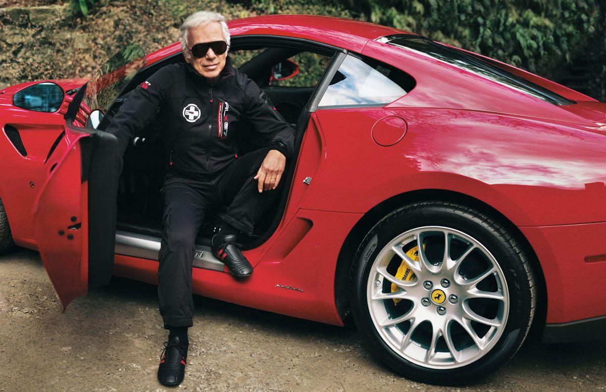 Ralph-Lauren-porsche | Celebrity Porsche Owners | Pinterest ...