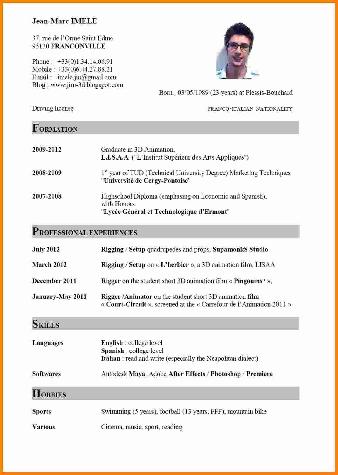 Resume Examples by Industry and Job Title (With images