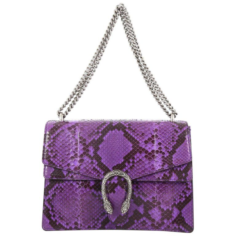 c13de3b68 Gucci Dionysus Handbag Python Medium in 2019 | Products | Gucci ...