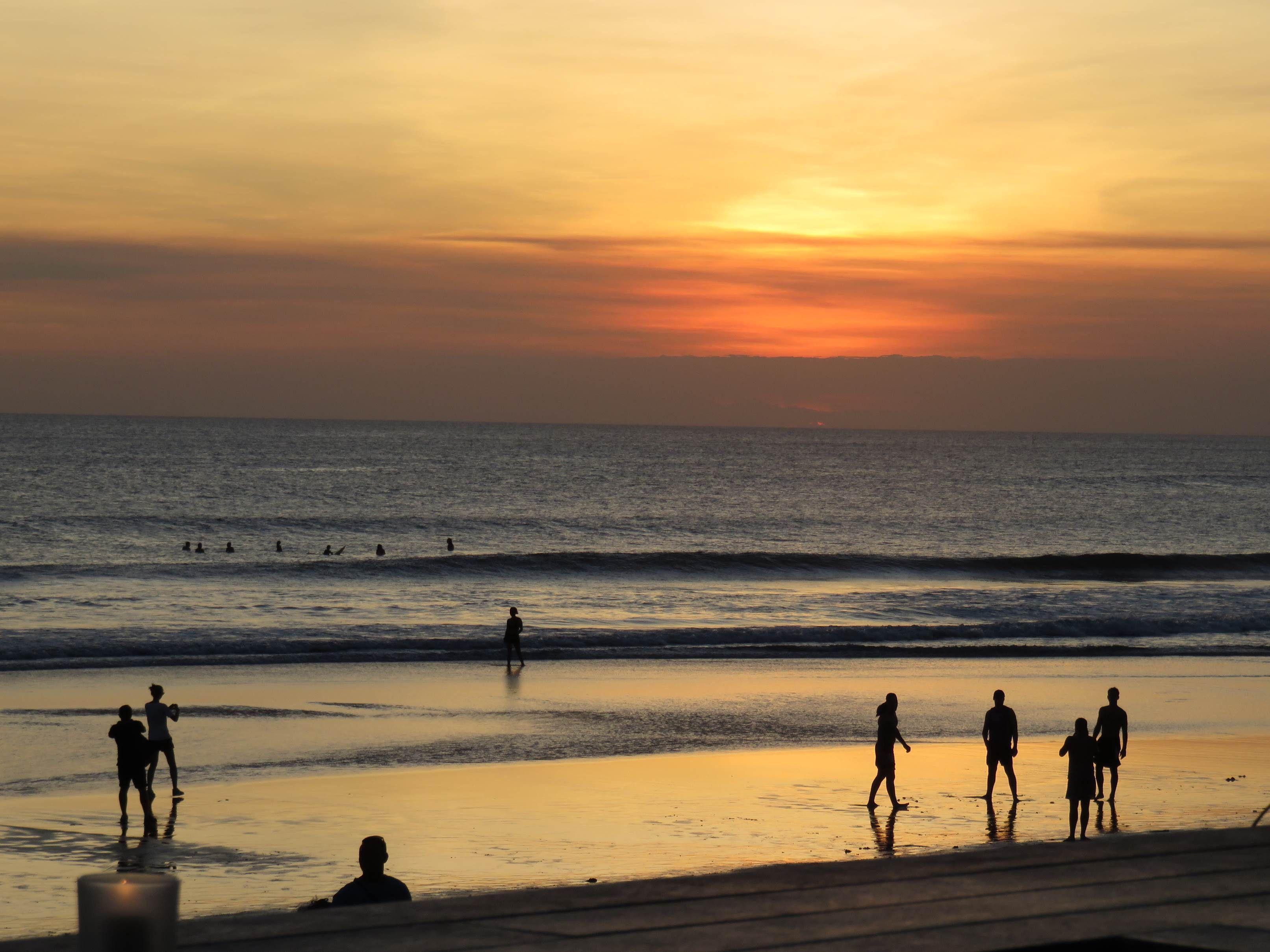 Viagem para Bali: Uluwatu, Padang Padang e mais do sul da ilha.
