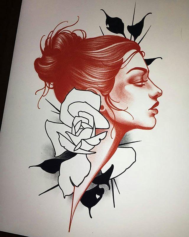 Artista @primm_  _ -  Publicado por @Tattooinke❤ @ttblackink