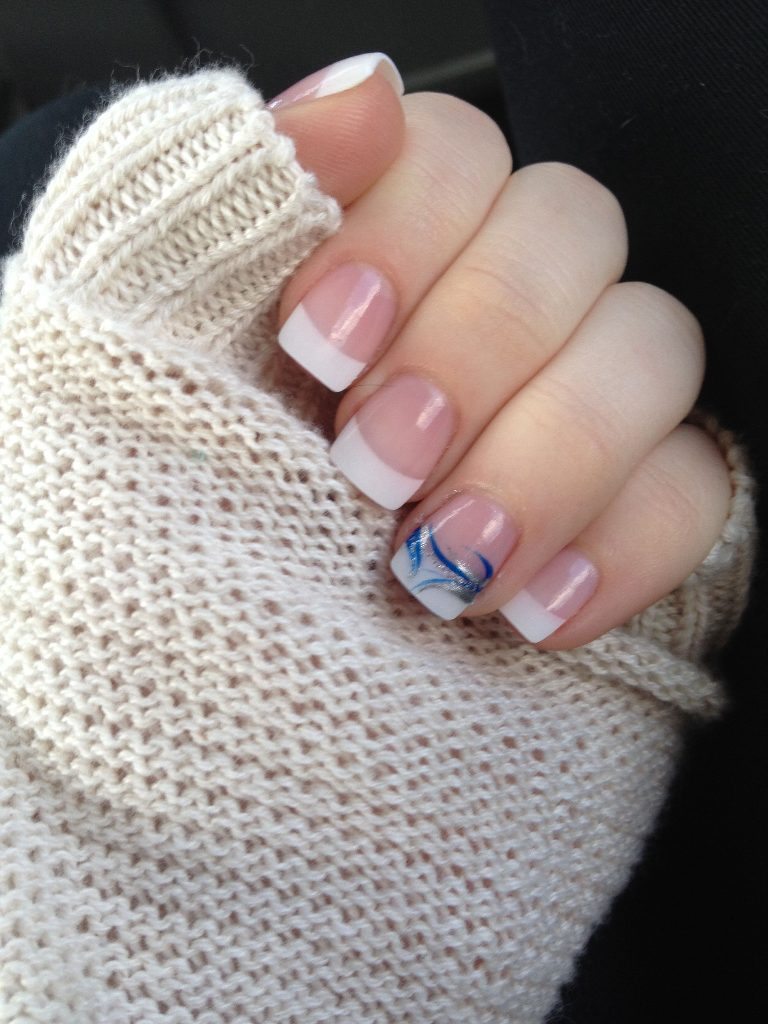 Acrylic nails for prom | Short Nail Designs | Pinterest | Acrylics ...