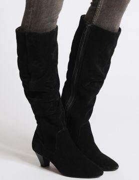 scene7 | Boots, Knee high boots, Knee high