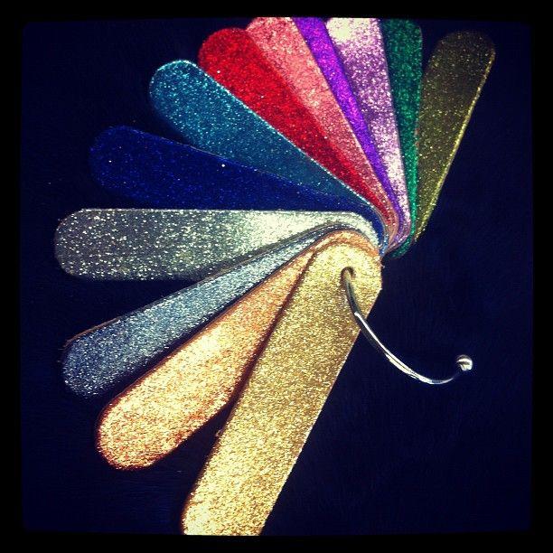 Coming soon! Angelus Glitterlites
