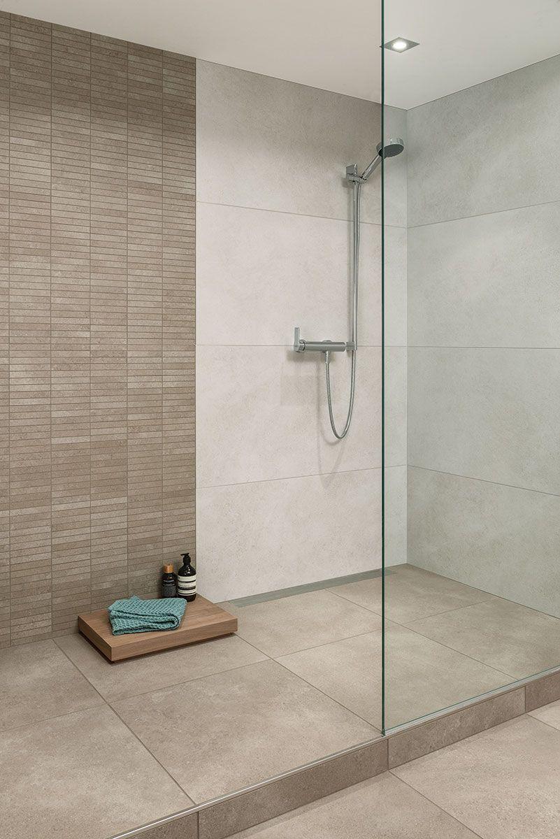 Schöner duschen mit ausgezeichnetem Fliesendesign