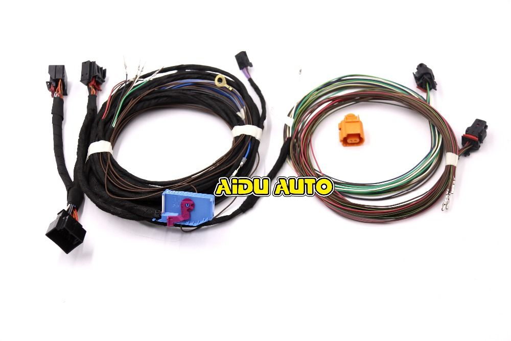 Keyless Entry Kessy system cable Start stop System harness Wire ...