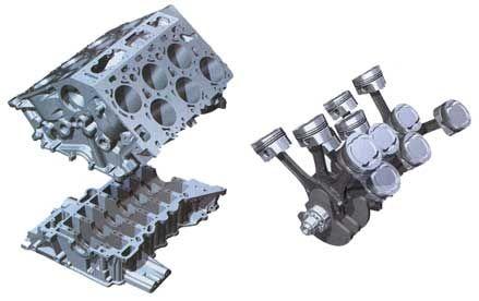 audi w12 engine pinterest searching rh pinterest com 2004 audi a8 engine diagram Bentley Engine Diagram W1-2