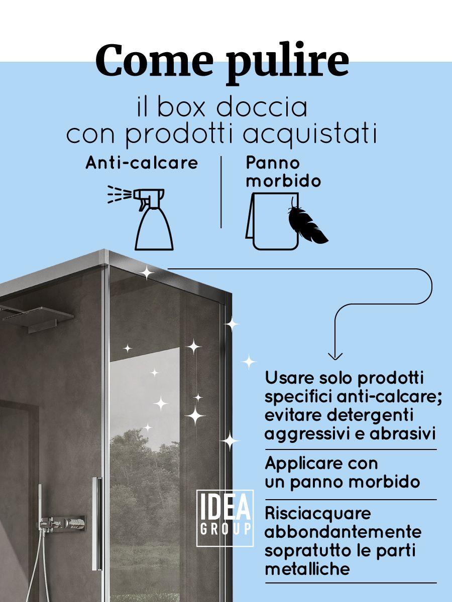 Come Pulire Il Box Doccia.Come Pulire Il Box Doccia Prodotti E Consigli Utili Rimedi