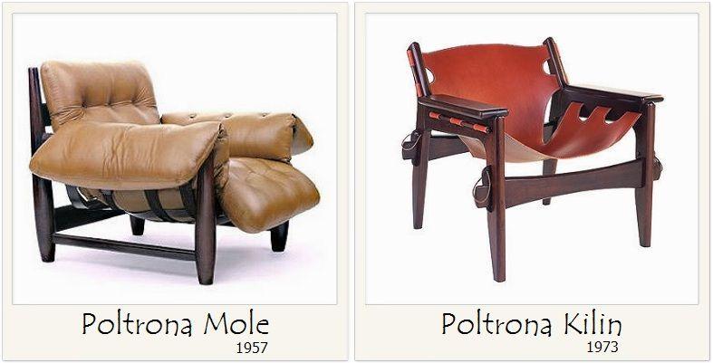 Nome de cadeiras de design especial sérgio rodrigues mobiliário