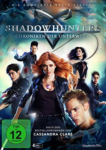 Shadowhunters - Season 1 DVD Official Release | Wishlists | Shadow