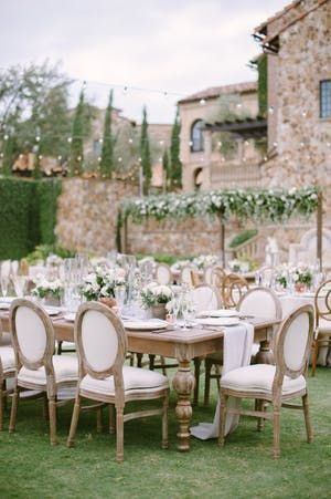 Tuscan Inspired Wedding In Central Florida At Bella