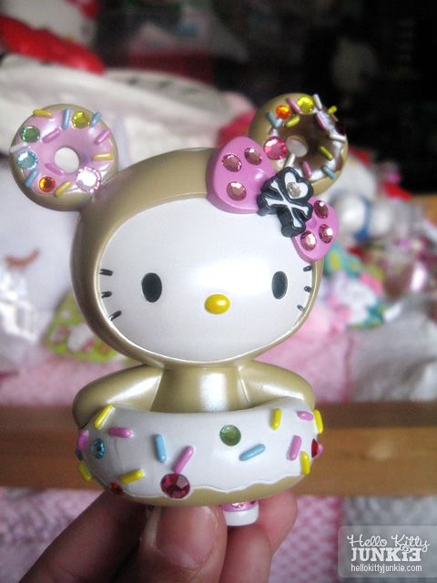 Tokidoki X Hello Kitty Donutella 3 Hello Kitty Toys Hello