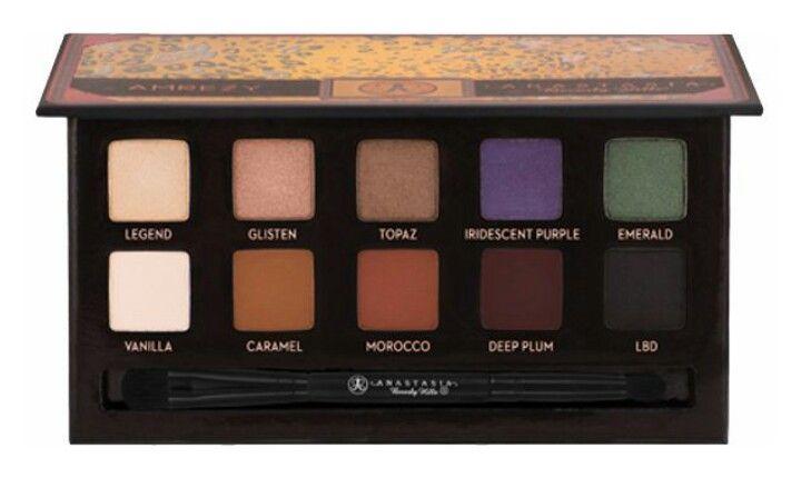 Anastasia Beverly Hills Amrezy Palette Eyeshadow Eyeshadow Palette Bright Eye Makeup