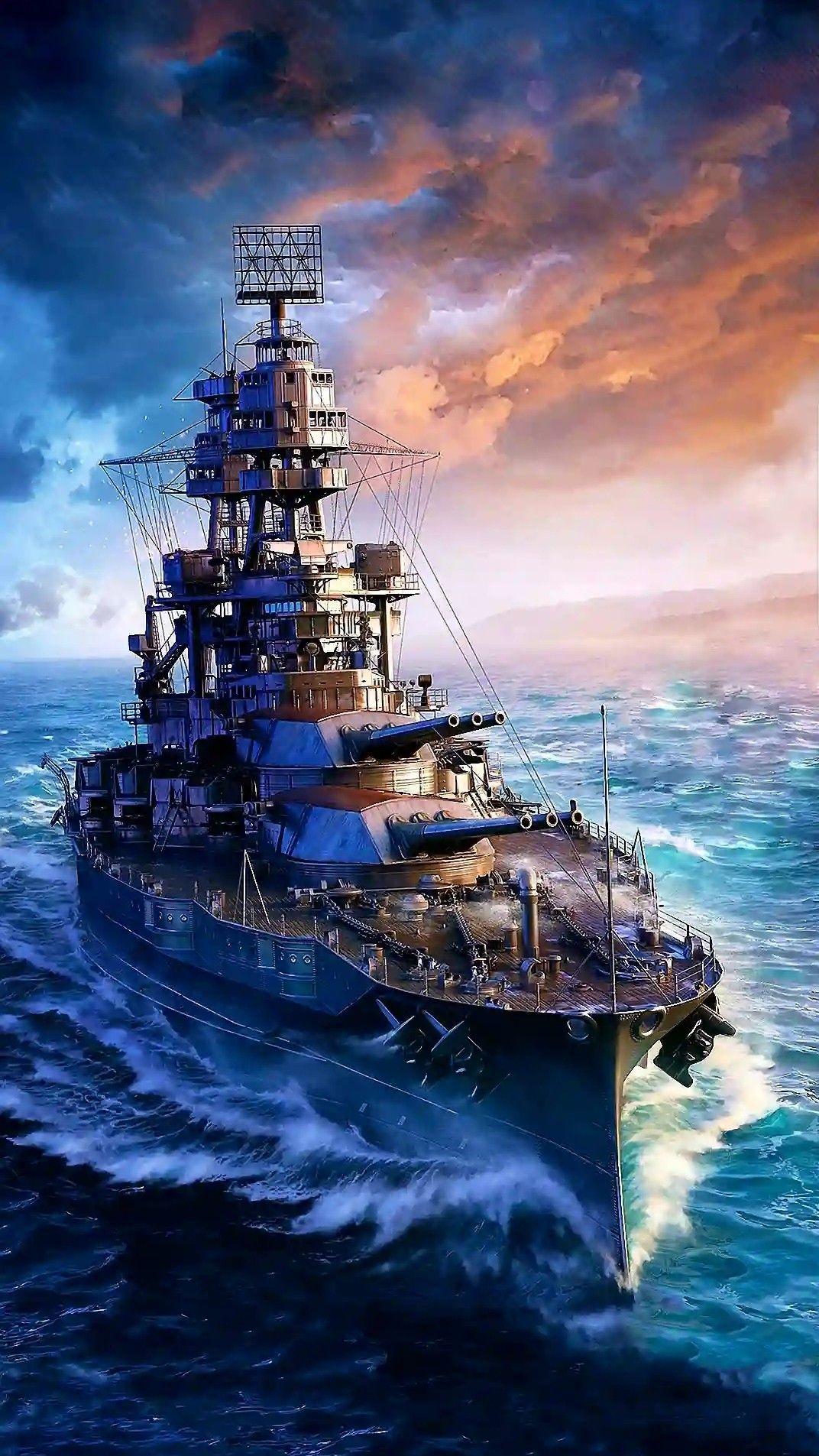 World Of Worship World Of Warships Wallpaper Us Navy Ships Us Battleships