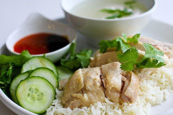 Resep Nasi Ayam Hainan Resep Masakan Resep Masakan Asia Resep
