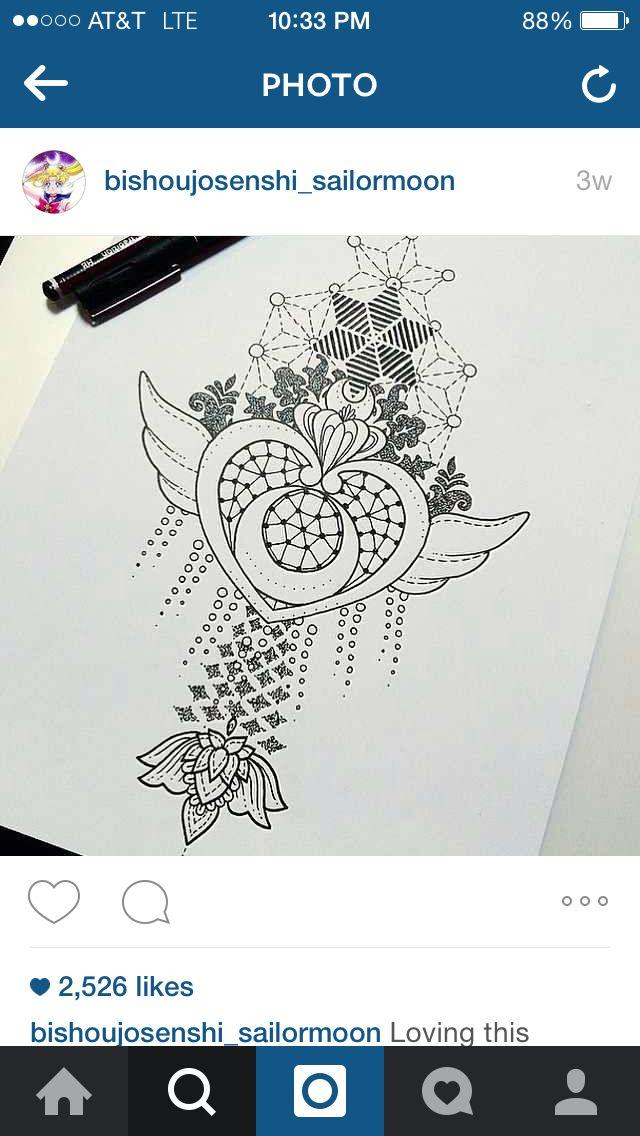 Sailor moon tat