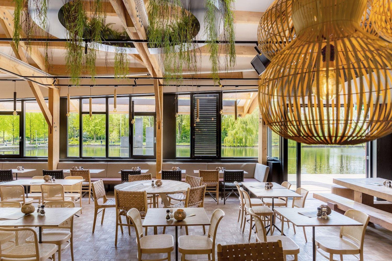 ENZO architectuur & interieur ® Strandzuid heropend in Amsterdam |