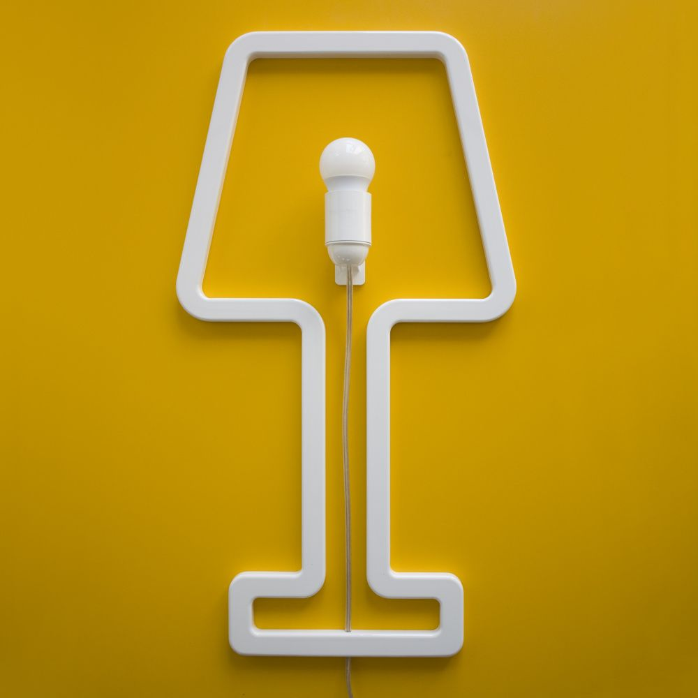ColoredSHAPE Is A Space Saving Lamp Inspired By Pop Art