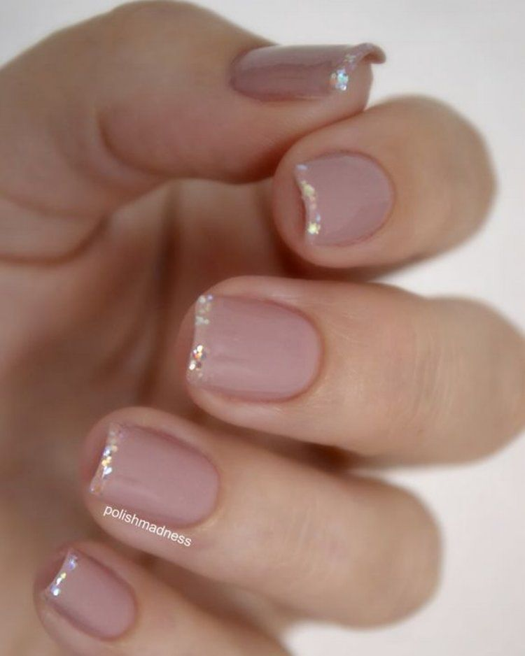 💅🏻 101 Trending Pink Nail Art & Polish Color Ideas | Nail trends ...