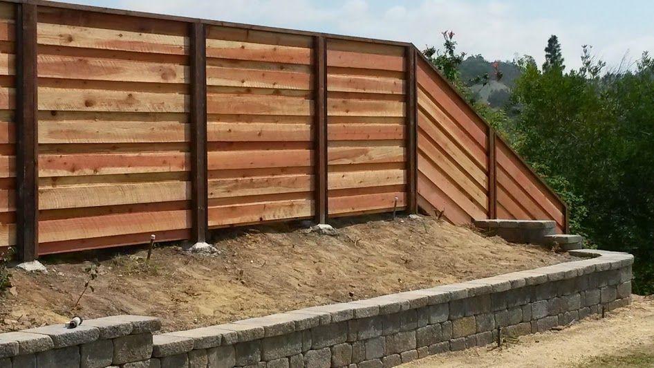14 Phenomenal Low Backyard Fencing Ideas In 2019 Horizontal Fencing Wood Fence Gates Fence Fence Gate