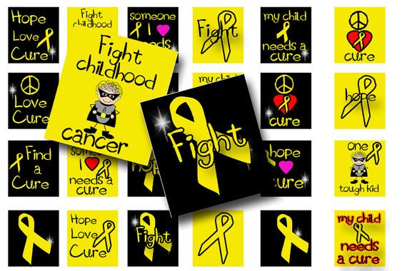 By request, my childhood cancer designs, now in scrabble tile size!  These are perfect for scrabble tiles, cards, stickers, bookmarks, scrapbooking, jewelry, magnets, pendants, and more.
