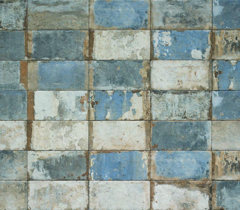Cir Havana 100mm X 200mm Sky Wall And Floor Tiles Rustic Flooring Tile Floor Style Tile