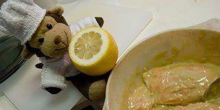 Mat med Monkis: Laks med honning- og sennepsmarinade