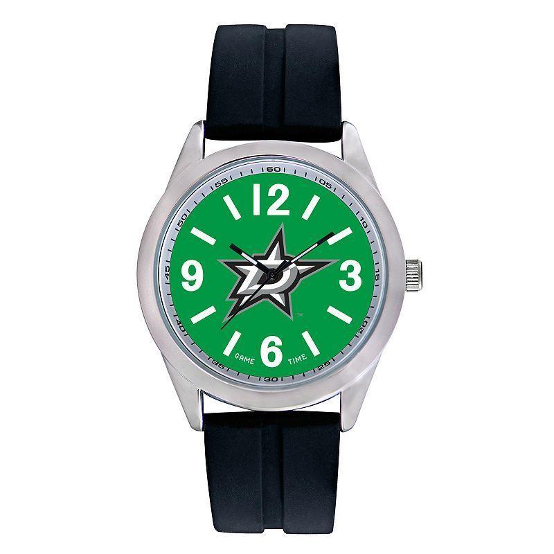 Men's Game Time Dallas Stars Varsity Watch, Black