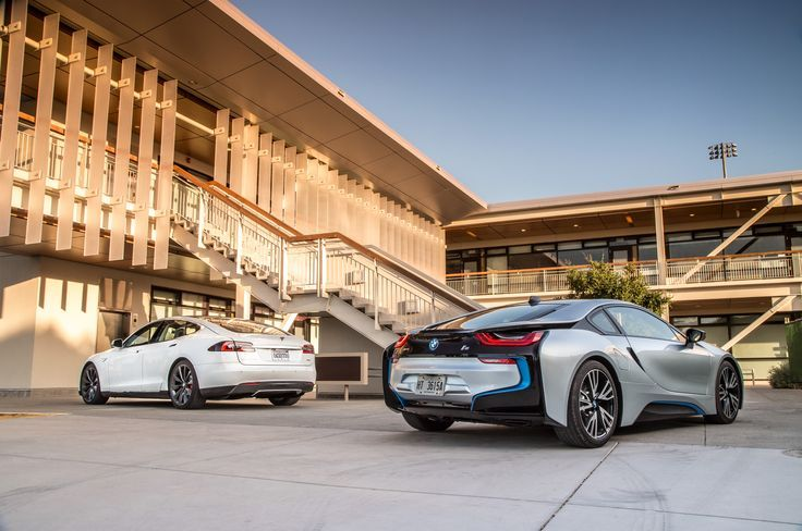 Cool Bmw Bmw I8 Vs Tesla Model S Consumer Reports Review Bmw