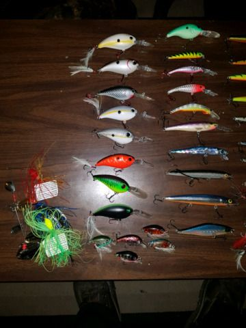 fd7e5aadfd6 i have lots of fishing stuff for sale most are rapala with a few other name  brands in between the rapala lures are 7 a piece every other lure is 5  bucks ...