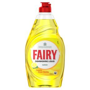 Fairy Lemon In 2020 Grease Cleaner Dishwashing Liquid Clean
