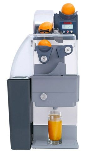 Zummo Z01 Juicer For Food Trailer Student Union