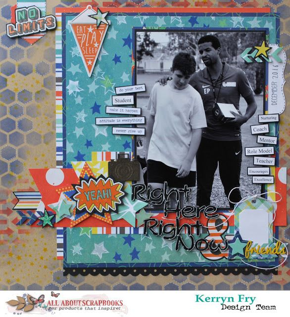 All About Scrapbooks Australia Right Here Right Now With Photo Play