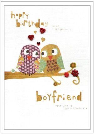 Happy birthday gorgeous boyfriend card things i love pinterest happy birthday gorgeous boyfriend card bookmarktalkfo Images