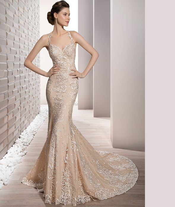 705 @Demetrios bride 2017 coll disponibila in #Salon Mireasa Romania ...