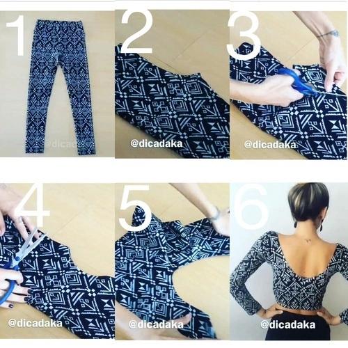 Well-known Blog Da Viih.: Diy costumizasão de roupas !! | Customização  ZE76