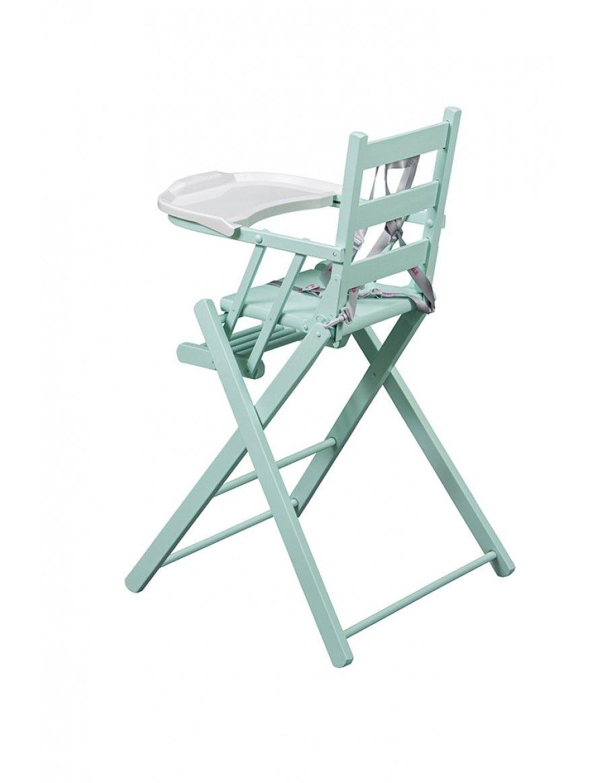 Tremendous Combelle Sarah Fold Away High Chair Mint Green C Dinning Machost Co Dining Chair Design Ideas Machostcouk