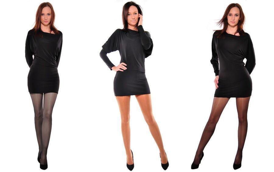 fc4ad828e Hosiery Women Pantyhose Plain Tights Sheer 3 colors multipacks by Aurellie  Pantyhose Plain Hosiery