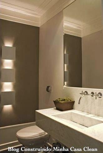 Top 10 lavabos decorados e modernos inspire se for Lavabos modernos
