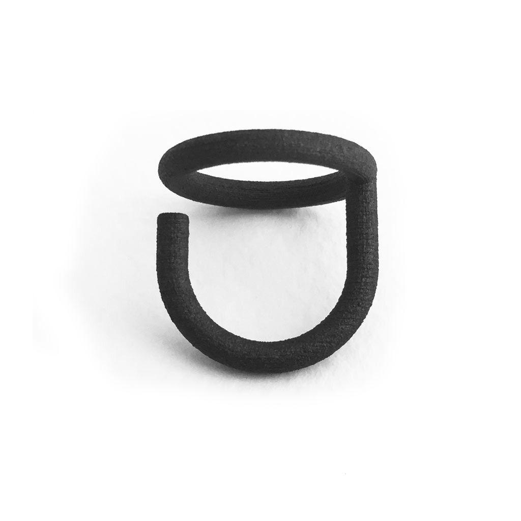 Form OCC Ring by Phoebe Joel | http://adornmilk.com